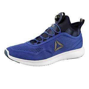 [Jogging Point Tageskracher] Reebok Pump Plus Tech Fitnessschuh Herren - Blau, Dunkelblau