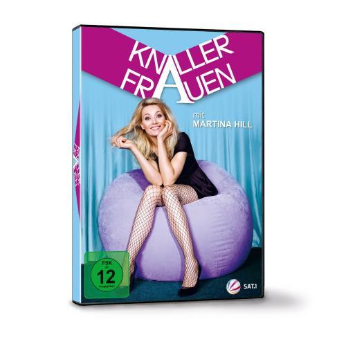 """""""Knallerfrauen"""" (Comedy mit Martina Hill; Doppel-DVD) zum Knallerpreis bei Amazon"""