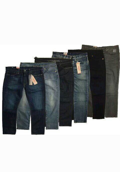 20% Rabatt ab 39,92 statt 49,90 auf Levi's 511 Slim Fit Jeans Herren Hose schmaler Schnitt gerades Bein NEU
