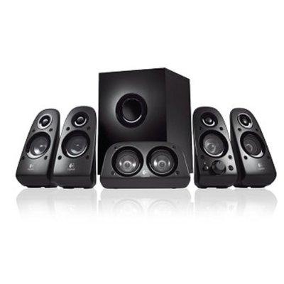 (WHD) Logitech Z506 5.1 150 Watt Lautsprechersystem schwarz