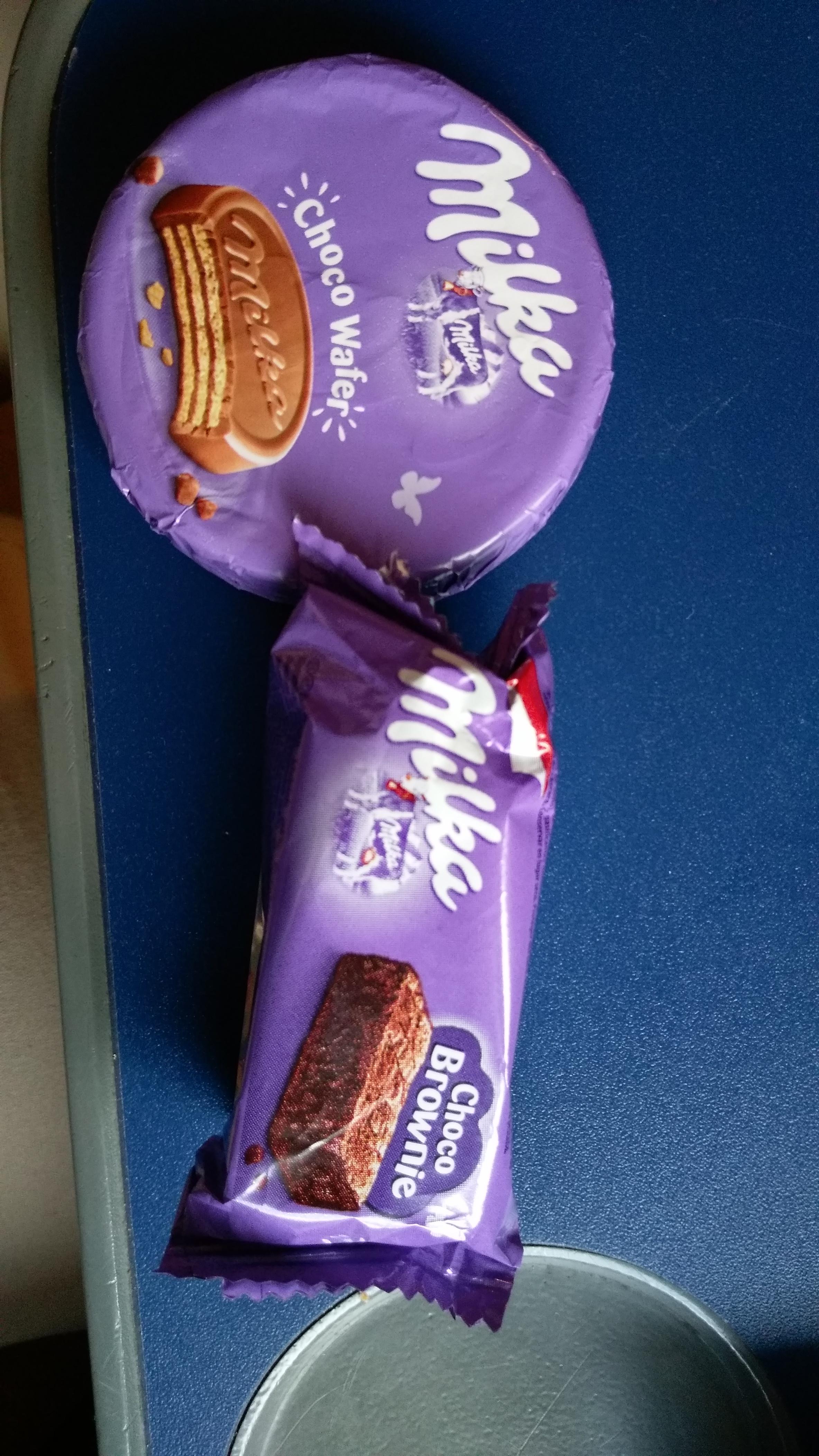 [Lokal Bremen Hbf] Milka Choco Waffer/Brownie
