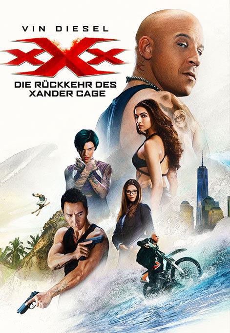 [MyVideo] xXx: Die Rückkehr des Xander Cage in SD leihen