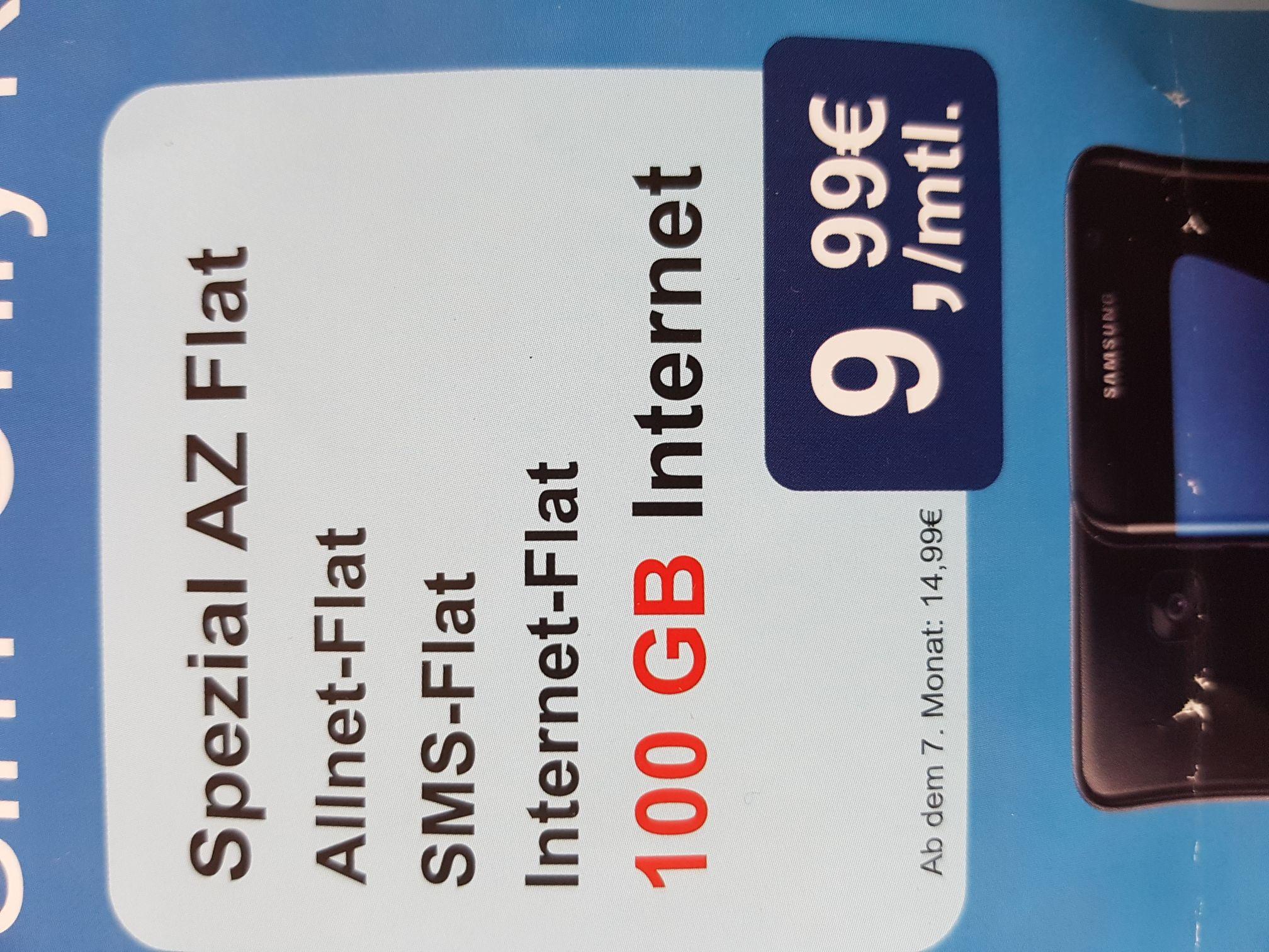 (Berlin)Allnet +100GB und andere günstige Tarife