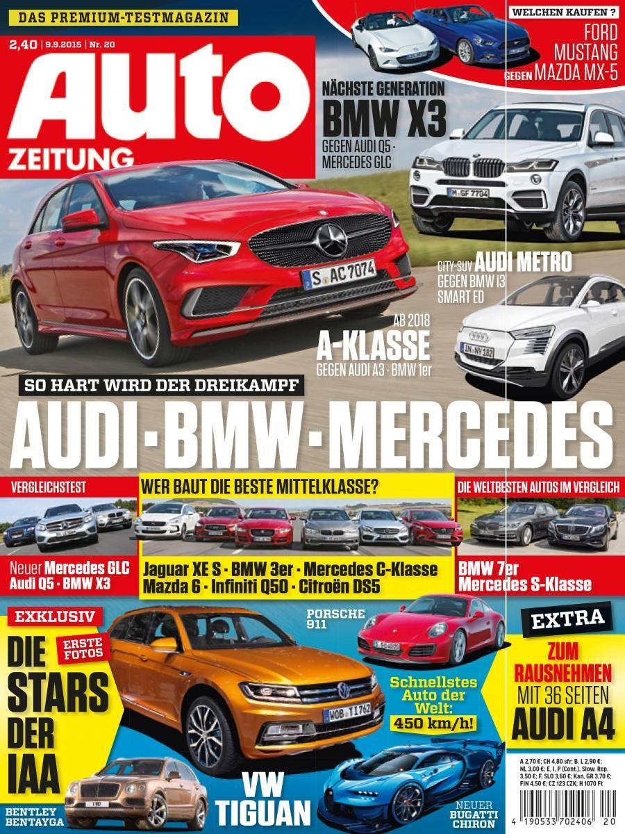Gratis Jahresabo von Exclusiv Marketing: Bild und Funk, Gong, Auto Zeitung und andere