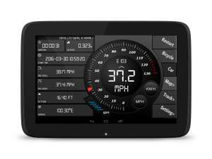 [Android] Digital Dashboard GPS Pro (0,00 statt 0,66)