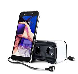 (Amazon) Alcatel Idol 4+ Smartphone (5,2 Zoll) in gold + VR Brille