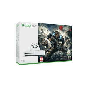 [WHD] Xbox One S 1TB Konsole - Gears of War 4 Bundle