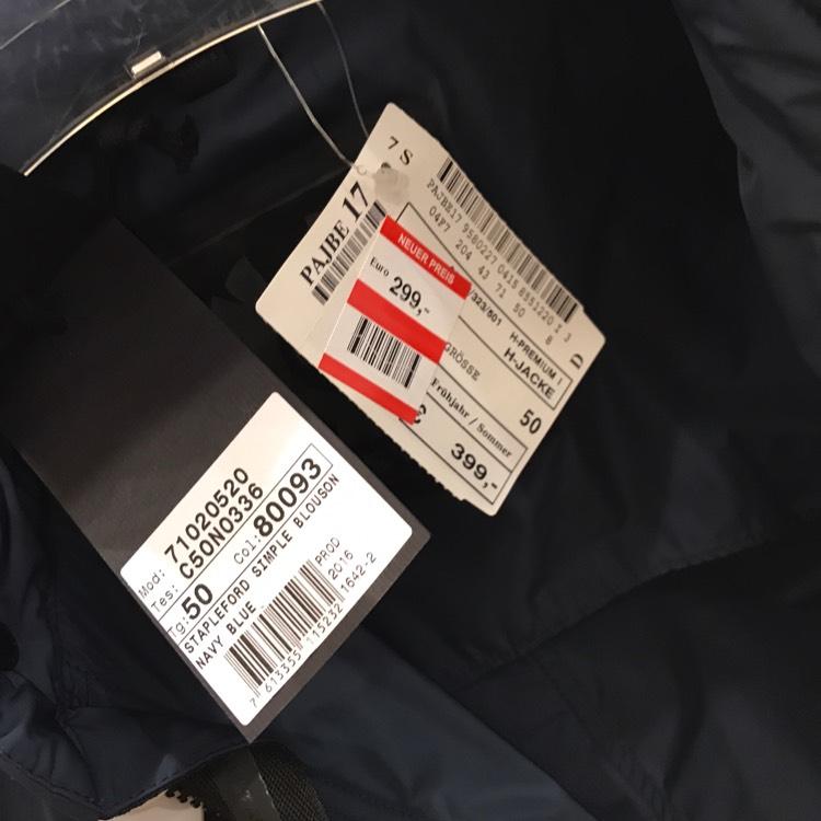 (Lokal)Belstaff Jacken reduziert bei Ansons MTZ