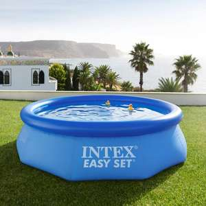 Mömax Intex Easy Pool Set 305 x 76 inkl. Filter
