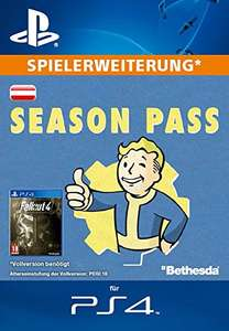 [PS4] Fallout 4 Season Pass Code für AT