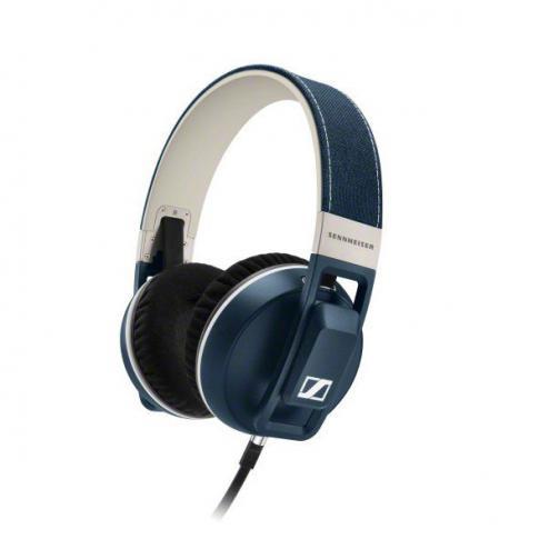 Sennheiser Kopfhörer Urbanite XL denim inkl. Apple Remote für 88€ anstatt 120€ bei t-onlineshop.de (ca 28% Ersparniss)