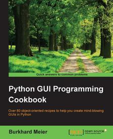 [eBook] Python GUI Programming Cookbook @Packt Publishing