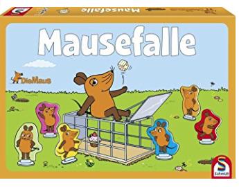 """Spiel """"Die Mausefalle"""" von Schmidt Spiele für 6,99€ mit Prime"""