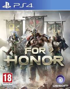 [HD Gameshop] For Honor - Standard Edition  (Pegi AT-Komplett Deutsch) - [PlayStation 4 und Xbox One] für je 29,99€ Versandkostenfrei