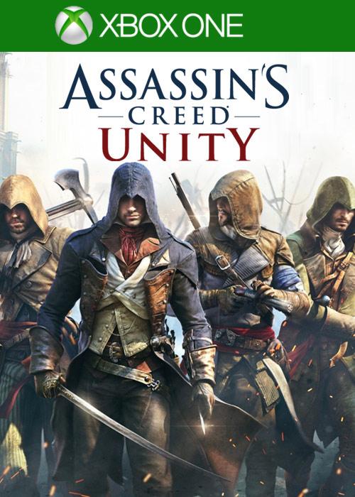 Assassin's Creed Unity Xbox One CD Key 2.29€ (scdKey)