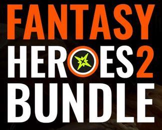 Fantasy Heroes 2 Bundle [Steam] [Bundle Stars] für 1,59€