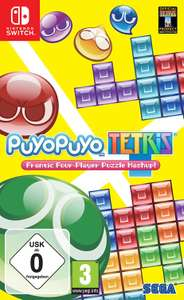 Puyo Puyo Tetris (Switch) für 29,99€ (Saturn + Amazon)