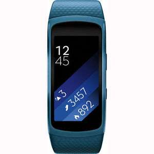 Samsung Gear Fit 2, L, Blau