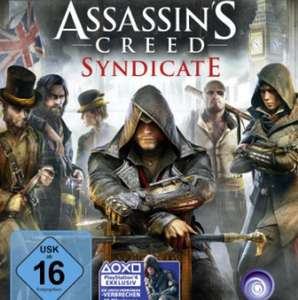 Assassin's Creed Syndicate [PS4|Digital]