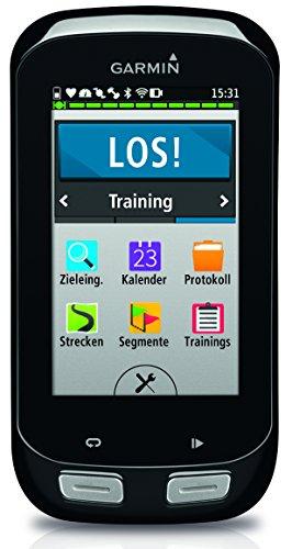 Garmin Edge 1000 GPS-Radcomputer - 7,6 cm (3'') Touchscreen, Europa-Fahrradkarte für 277,94€ [amazon.it]
