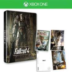 Fallout 4 + Steelbook & Postcards Bundle (Xbox One & PS4) für je 14,60€ (Game UK)