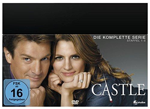 [AMAZON] Castle - Die komplette Serie (Limited Edition, 45 Discs)