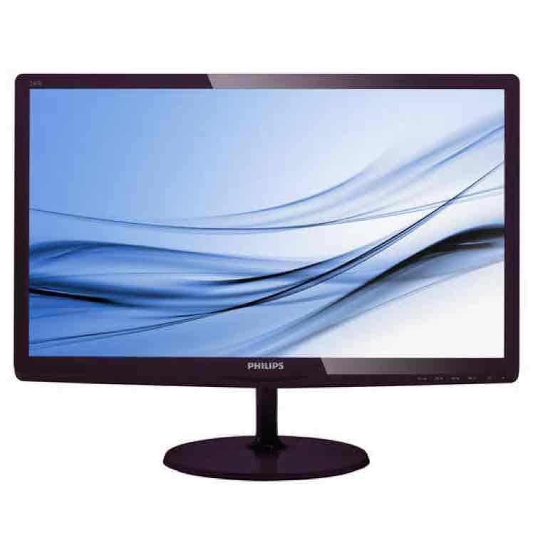 NBB - Angebot der Woche: Philips 247E6QDAD - 60 cm (23,6 Zoll), LED, IPS-Panel, Lautsprecher, MHL, HDMI
