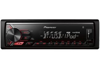 Autoradio Pioneer MVH-390BT mit Bluetooth, USB-/AUX-Eingang, RDS, iPod/iPhone-Direktsteuerung, Android-Unterstützung für 56,-€ versandkostenfrei [Medimarkt]