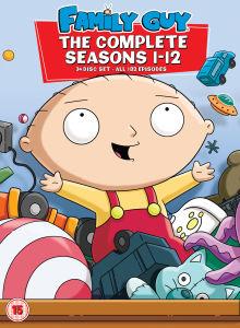 Family Guy - Staffel 1-12 auf DVD für nur 26,95€ [OT] [Zavvi]
