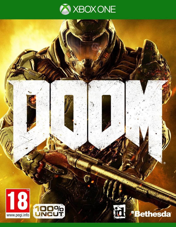 Doom (Xbox One) für 14,99€ inkl. VSK (Microsoft AT)