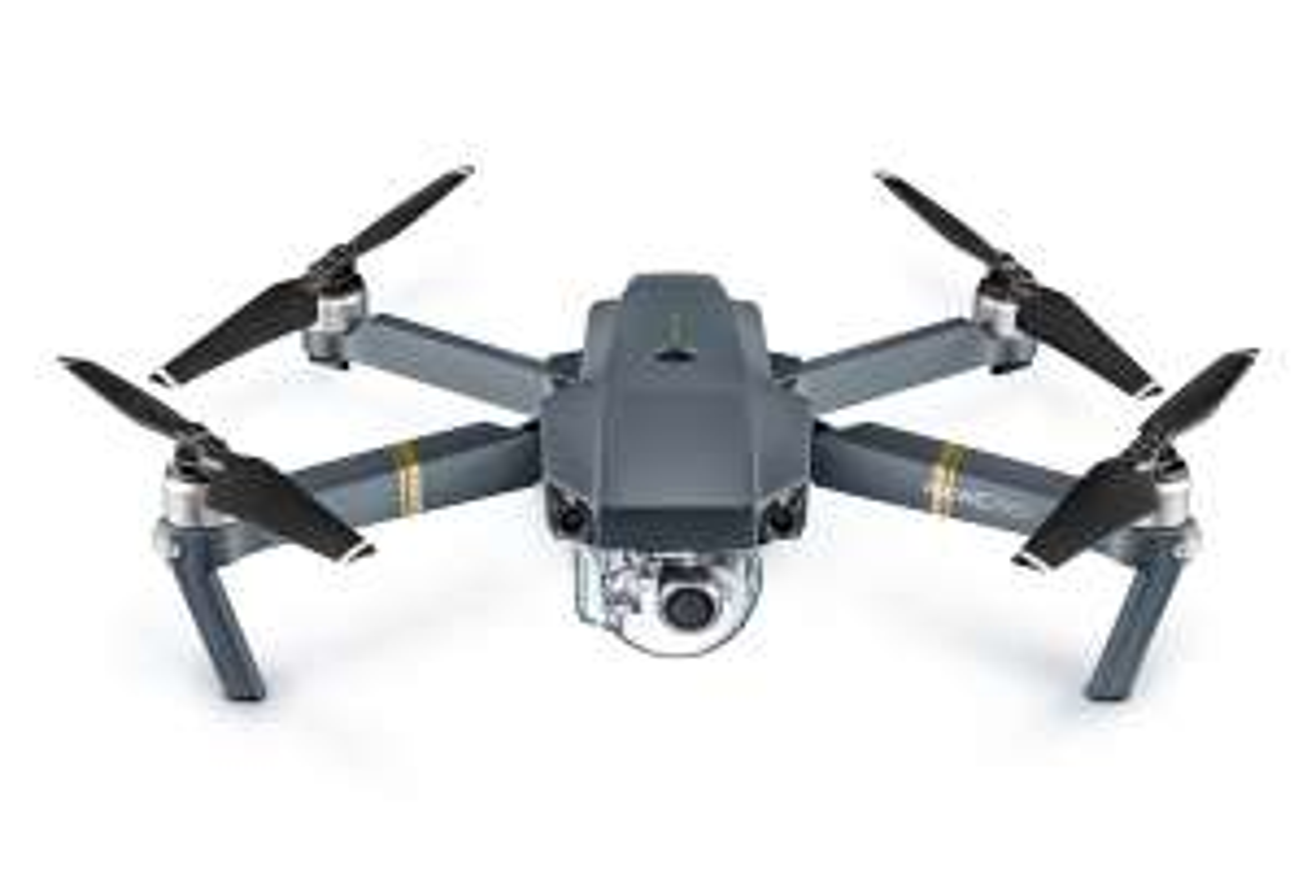 DJI Mavic Pro Quadrocopter für 979,95€ [Vergleich 1128€]
