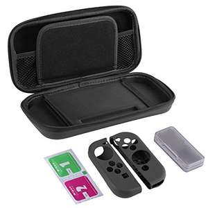 [Amazon.de] Bestico 7 in 1 Nintendo Switch Schutz-Kit für 12,99€ (statt 18,99€)