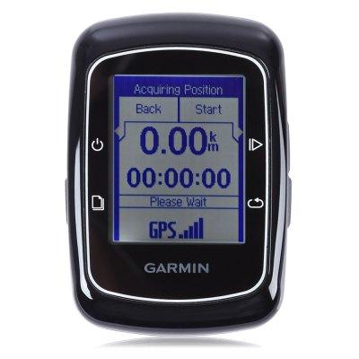 GARMIN Edge 200 GPS Fahrradcomputer - schwarz (GEARBEST)