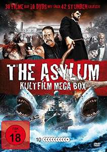 [Amazon Bltzangebote] The Asylum - Kultfilm Mega Box [10 DVDs]
