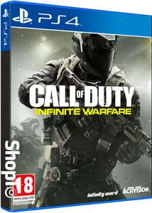 Call of Duty: Infinite Warfare (PS4) für 14,75€ (ShopTo)