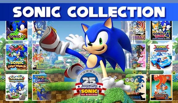 Sonic Games Collection (Steam) für 18,39€ (Bundle Stars)