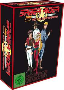 Saber Rider and the Star Sheriffs - Ultimate Edition- 10 DVDs
