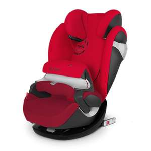 Cybex Pallas M-Fix Mars Red Kindersitz 9 Monate bis 12 Jahre