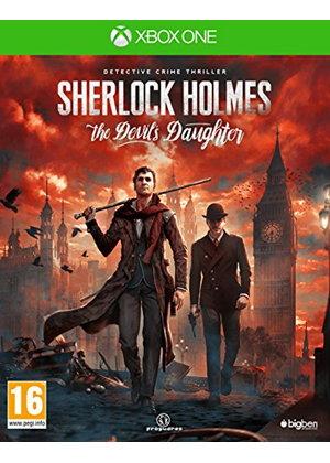 Sherlock Holmes: The Devil's Daughter (Xbox One) für 18,50€ inkl. VSK (Base.com)