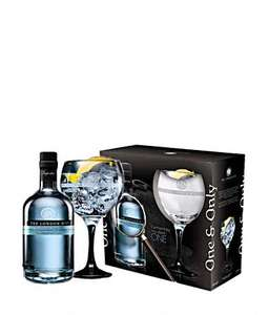 The London No.1 Gin in Geschenkverpackung mit Glas für 39,80€ inkl. Versand