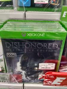 [Lokal Berlin]Dishonored: Definitive Edition (Xbox One) für 10 € Media Markt Alexa