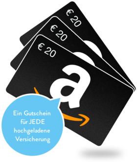 [wefox] wieder 20€ Cashback pro angegebener Versicherung: Max. 200€ Cashback - für Neukunden