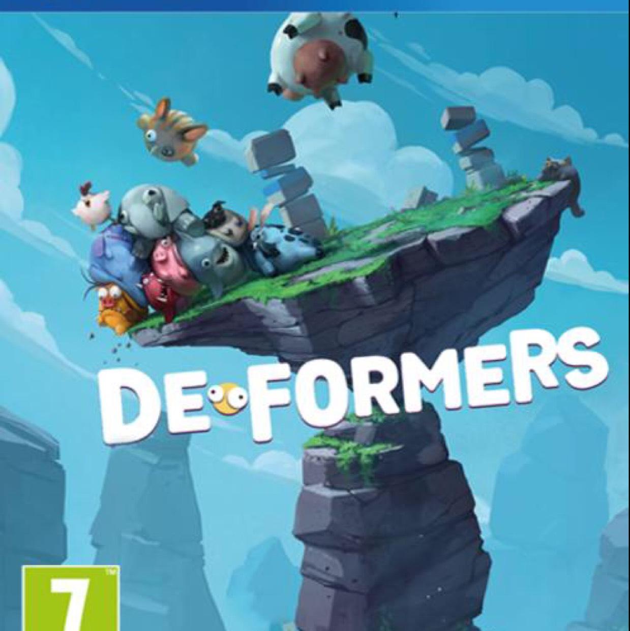 Deformers (PS4, XBOX One, Steam) vom 8. bis 11. Juni kostenlos spielen