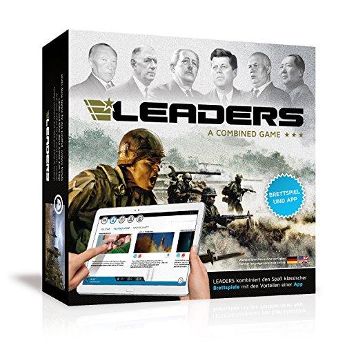LEADERS - Brettspiel und App, Strategiespiel @Amazon