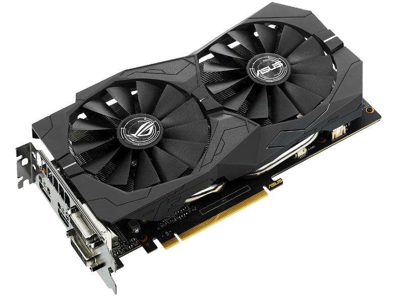 ASUS GeForce GTX 1050Ti ROG Strix 4GB Gaming mit Direktabzug