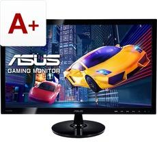 Asus VS248HR Gaming Monitor mit 1ms Reaktionszeit, 24'', 1920 x 1080, HDMI, DVI, VGA, Audio