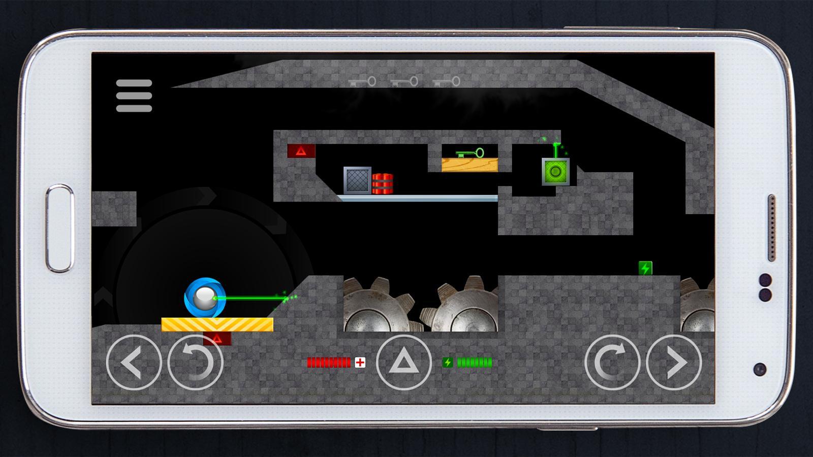 [Android] Laserbreak Renegades kostenlos statt 0,69€
