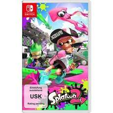 Splatoon 2 [Nintendo Switch] bei Alternate / ZackZack (Vorbestellung)