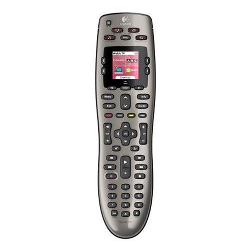 Amazon zieht nach! Logitech Harmony 650 Remote Universalfernbedienung für bis zu 8 Geräte mit Farbdisplay [Amazon]