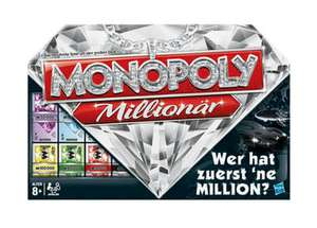 Monopoly Millionär - Brettspiel - Spiele Offensive